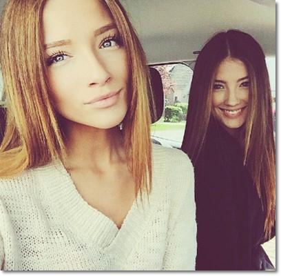 Lorena & Celine Rae
