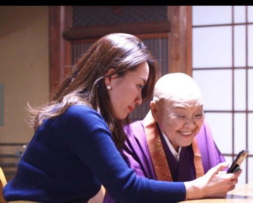 まなほの寂庵日記とは? 神奈川新聞