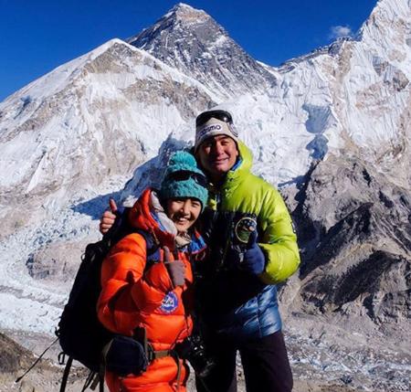 奥さん 野口 健 野口健の結婚歴、妻や子供、両親、家族について。娘も登山家として活躍?